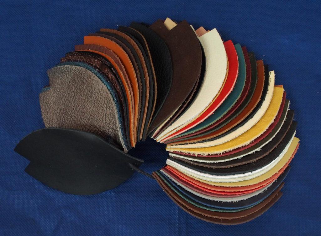 甲革の種類